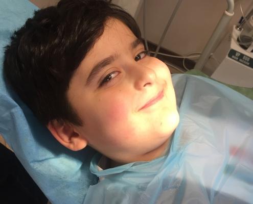 بهداشت دهان اطفال
